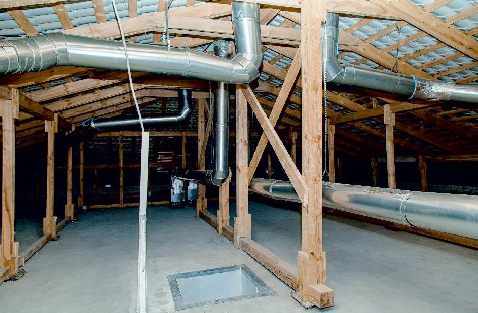 Проектирование систем вентиляции в Рязани на заказ